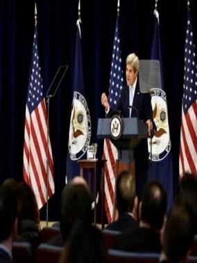 السعودية ودول عربية دعمت خطاب كيري