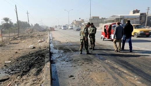 العراق: تفجير سيارة مفخخة شرقي بغداد