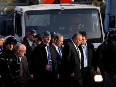 نتنياهو في أرمون هنتسيف: مُنفّذ عملية الدهس داعشي
