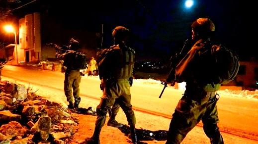 مصادر فلسطينية: استشهاد شاب خلال مواجهات في الفارعة