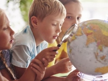 معلومات عامة من العالم للأولاد الأذكياء