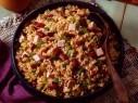 حضّري طبق الفاصولياء الحمراء مع الأرز والأعشاب