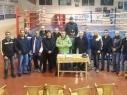 اجتماع لمدربي ومسؤولي رابطة الكفوف الذهبية في الملاكمة