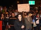 الناصرة: تظاهرة حاشدة تضامنا مع ام الحيران واحتجاجا على هدم المنازل العربية