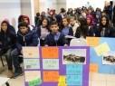 أم الفحم: مدرسة اسكندر فوق الابتدائية تتضامن مع أم الحيران