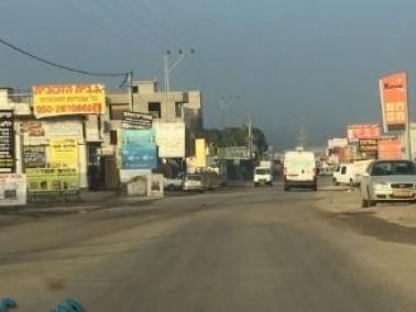 إضراب شامل في كفرقاسم تضامنا مع أم الحيران