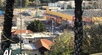 دالية الكرمل: العثور على بقايا عبوة ناسفة قرب مركز تجاري في البلدة