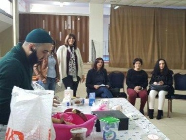 جمعية سيلياك تستضيف الكونديتور صالح نعمة في ورشة مميزة