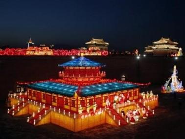 مهرجان الأضواء الصيني..صور