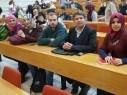 افتتاح مشروع في كلية الطب بجامعة تل ابيب بمشاركة أكاديمية القاسمي
