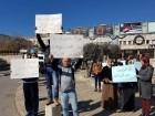الناصرة: وقفات احتجاجية لطلاب المدارس لمكافحة ظواهر العنف الكحول والمخدرات