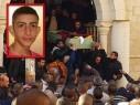 كفركنا: تشييع جثمان الفتى أحمد عواودة ضحية حادث الطرق المروع