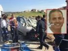 مصرع المربي محمد حبيب الشيخ (56 عاما) من شفاعمرو في حادث قرب عبلين
