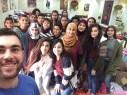 القادة الشباب في كابول يجمعون التبرعات لمساعدة المحتاجين