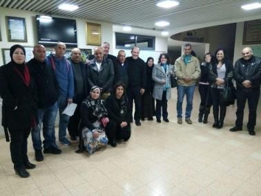 الناصرة:انتخاب لجنه اولياء امور الطلاب في الجليل
