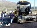 مجلس شعب ينجز تعبيد الشارع الالتفافي