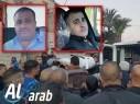 كفرقاسم: جماهير غفيرة تشيّع جثماني مصطفى عامر وإبنه علاء