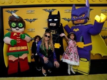 حفل إطلاق فيلم The LEGO Batman