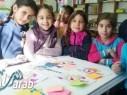 أسبوع الانترنت الأمن في مدرسة المتنبي الابتدائية في مجد الكروم