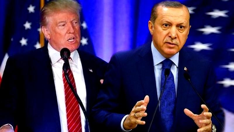 أردوغان وترامب متّفقان ضد الارهاب