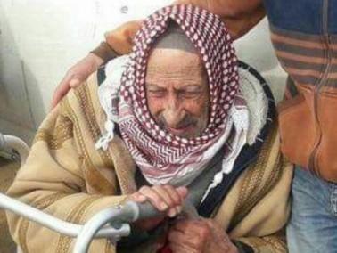 وفاة والد يعقوب أبو القيعان من أم الحيران