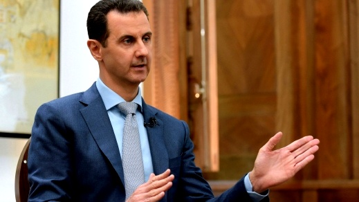 الأسد يرحب بالجيش الأمريكي في سورية للقتال ضد داعش