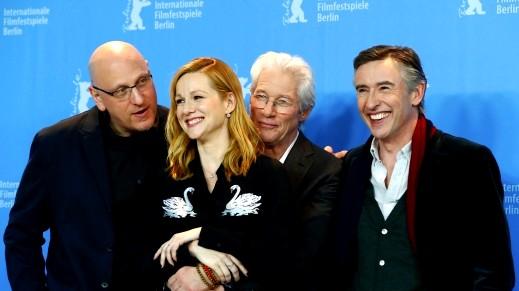 بالصّور: ريتشارد جير في افتتاح مهرجان برلين