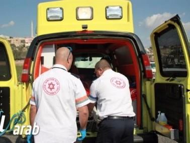 إصابة طفل بجراح في إحدى بلدات الجليل الأسفل