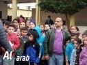 مجد الكروم: مدرسة عمر بن الخطاب الجماهيرية تنفذ تمرين الدفاع المدني