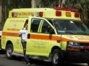 حادث بين حافلة وعدد من السيارات على شارع 55 قرب معبر ألياهو