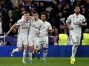 ريال مدريد يقترب من ربع نهائي دوري أبطال أوروبا بثلاثية في نابولي