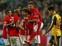 بايرن ميونخ يسحق آرسنال بخماسية في دوري الأبطال