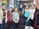 طلاب الصفوف السادسة والخامسة في مدرسة السلام مجد الكروم يتبنون يوم المئة
