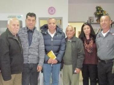 البقيعة: سلطة الاطفاء تقدم الارشادات لنادي المسنين