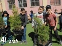 مجد الكروم: عرض مسرحية وفعاليات هادفة لطلاب مدرسة المتنبي بيوم الحفاظ على البيئة