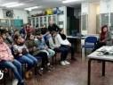 مجد الكروم: طريق النور برنامج إثرائي وقائي تتبناه مدرسة عمر بن الخطاب