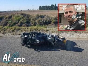 مصرع طارق فقرا من باقة الغربية في حادث طرق