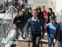 مجد الكروم: ثانوية الشاغور تستقبل طلاب إعدادية محمود درويش ضمن مشروع معابر