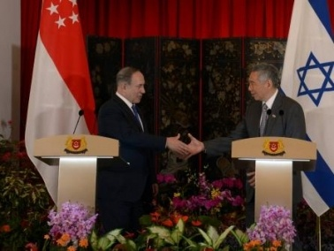 نتنياهو: إسرائيل وسنغافورة هما روحان متآلفتان
