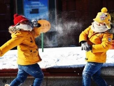 الثلوج تجذب السياح إلى هاربين الصينية