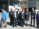 جولة في مصنع أ.م.ج في يركا ولقاء مع مصنعين عرب