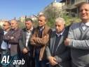 طلعة عارة: تظاهرة استنكارا لإطلاق الرصاص على سيارة مروان اغبارية