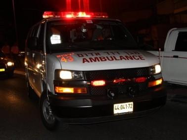 المقيبلة: شاب يطعن والديه ويصيبهما بجراح متوسطة