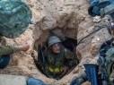 القناة العاشرة: حماس شارفت على الانتهاء من ترميم الانفاق واسرائيل قلقة