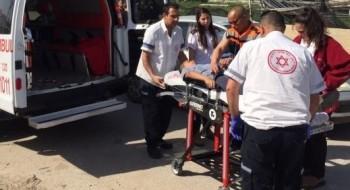 إصابة طفل (10 سنوات) بعد تعرضه للدهس في باقة الغربية