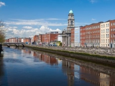رحلة مصورة إلى العاصمة الايرلندية دبلن