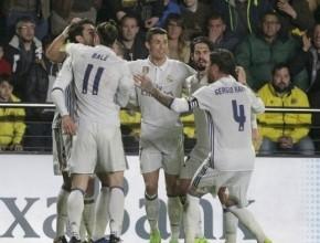 ريال مدريد يعادل رقم برشلونة القياسي بهز الشباك لـ 44 مباراة متتالية