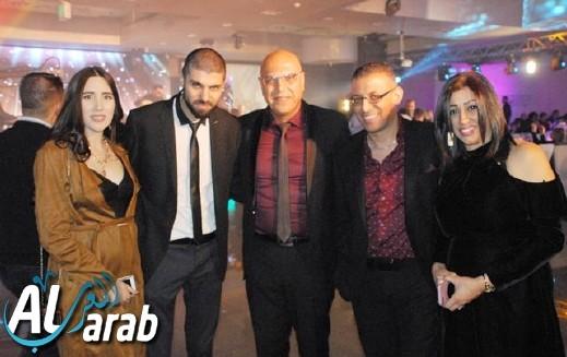 أمسية لتكريم نجوم الغناء والفن العربي المحلي