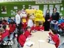 مجد الكروم: مدرسة عمر بن الخطاب تحتضن اطفال الروضات ضمن برنامج معابر
