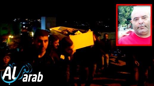 أم الفحم: تشييع جثمان المرحوم خالد سامي إغبارية